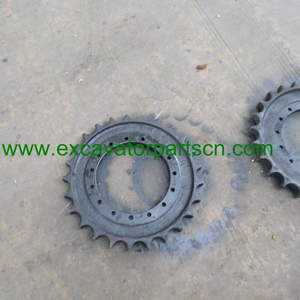 PC120-3 Sprocket for Excavator,PC120-3 Undercarriage Parts,PC120-3 Idler Track Roller Bucket Teeth Track Link