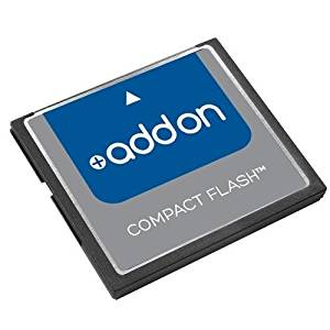 AddOn - Memory Upgrades FACTORY APPROVED 128MB CF CARD F/CISCO 3800 series (MEM3800-128CF-AOK) -