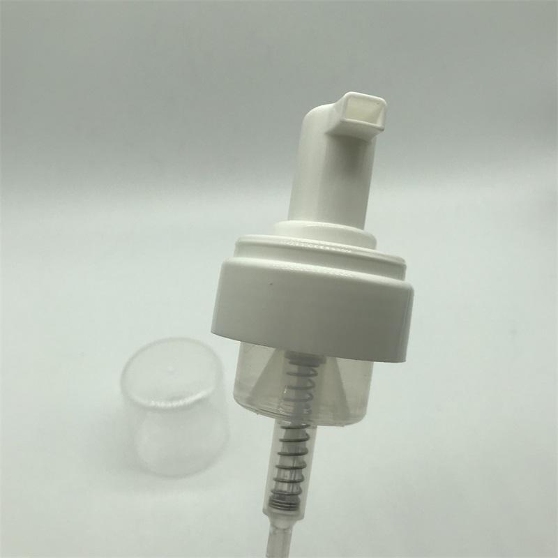100ml kunststoff pet schaum seife pumpe flasche