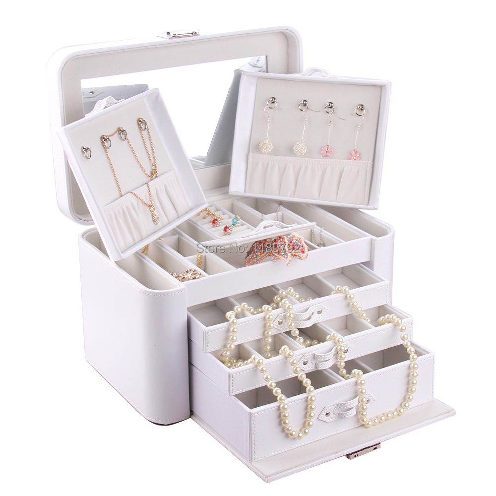 Cheap White Magnetic Jewelry Box find White Magnetic Jewelry Box