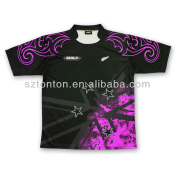 Sublimated Custom New Cheap Multicolor Cricket Jersey For Sale ...