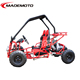 4 Wheels Drive 2 Seat Cheap Go Kart Off Road 110CC Go Karts.