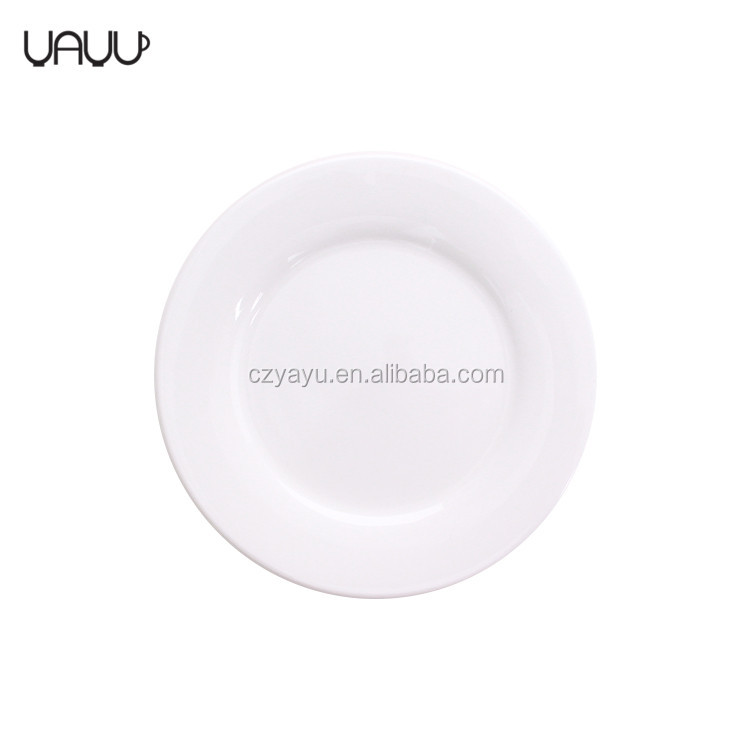 Wholesale on stock <strong>plates</strong> , bulk price antique unbreakable white porcelain <strong>plate</strong>