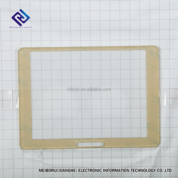 Organic Board Special Panel for Membrane Switch Assembly