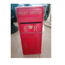 London Outdoor Metal Mail Box