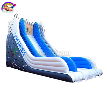 Kids N Adult Fun Play Inflatable Big Slides For Sale