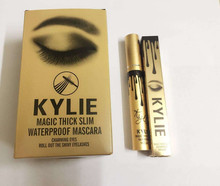 Hot sale kylie jenner eye cosmetics waterproof thickening eyelashes kylie jenner black mascara