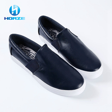 New Fashion PU Men's Casual Sneaker Shoes Men's Loafers Flats for Men