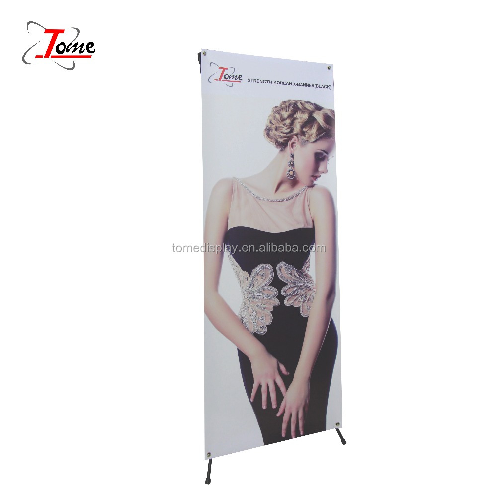freestanding outdoor advertising display banner prices Rack x-ray bucky stand x banner stand