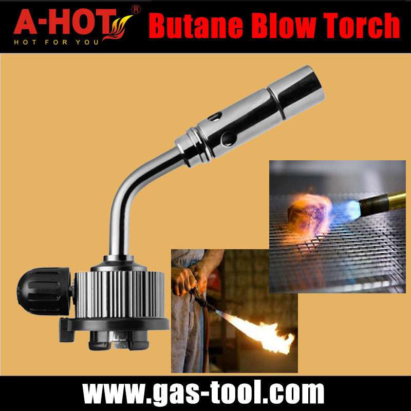 Outdoor Flame Butane Propane LPG Hand Torch