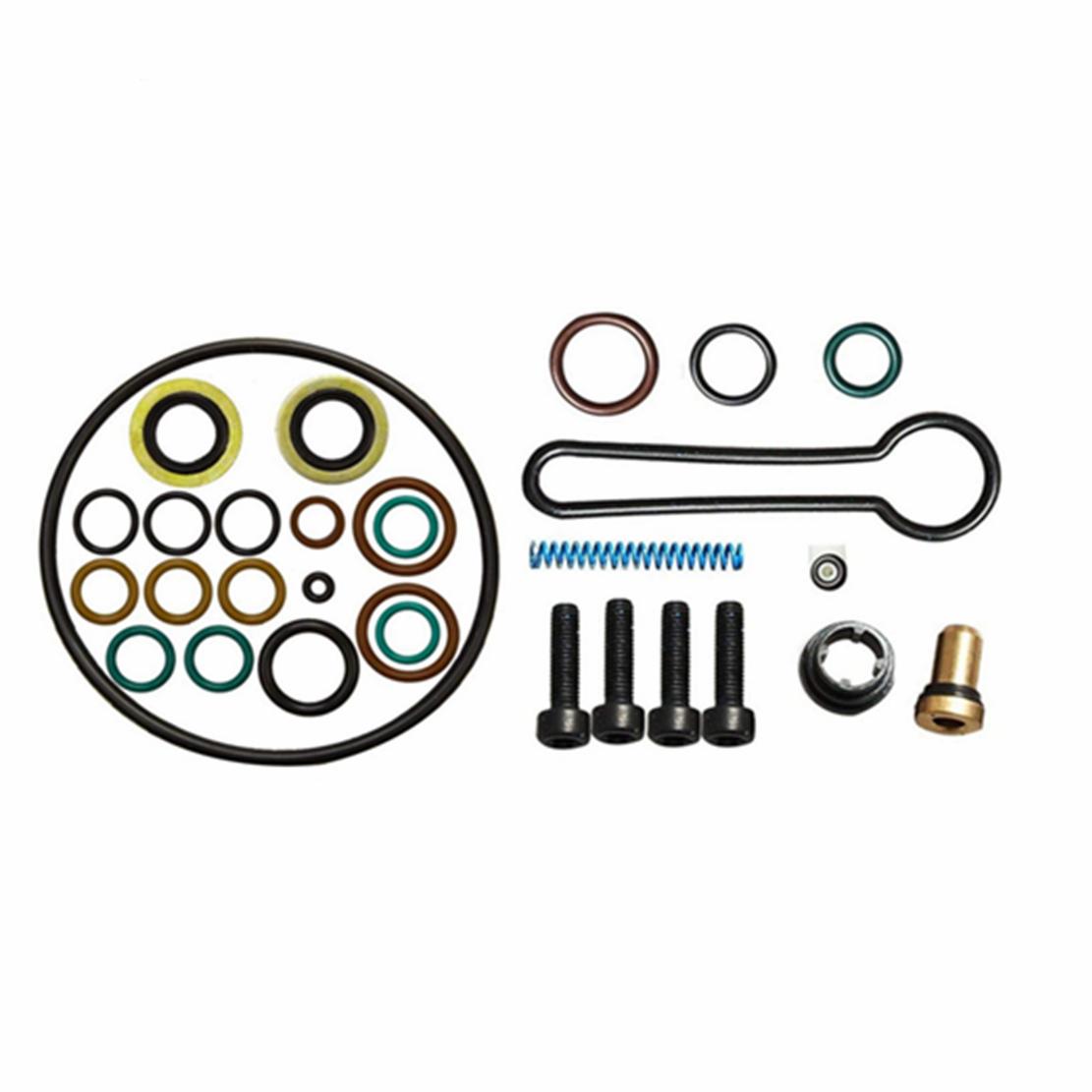6.0L Powerstroke Diesel 03-07 Fuel Pressure Blue Spring Banjo Bolts Kit BSK2