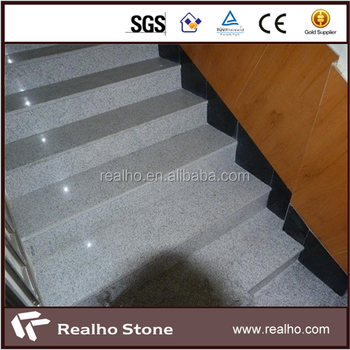 Different Type Polished Granite Stair Tiles