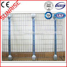 metal step beam wire decking of u channel