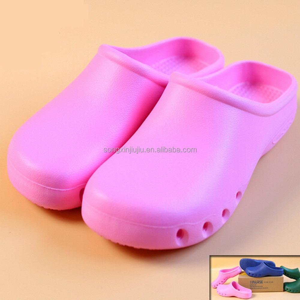 485b79f92 أفضل نوعية الموحدة ممرضة مستشفى قباقيب أحذية طبية للنساء-أحذية ...