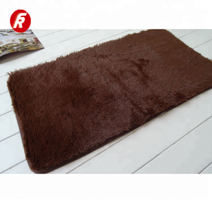 China factory wholesale custom plates fur plush fur rugs