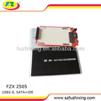 USB 2.0 to 2.5 Comb SATA+IDE Hard Disk Drive Case/HDD Enclosure Case 1tb