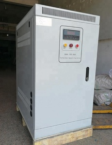 100KVA 3 Phase AC Automatic Voltage Regulator With Lower Price