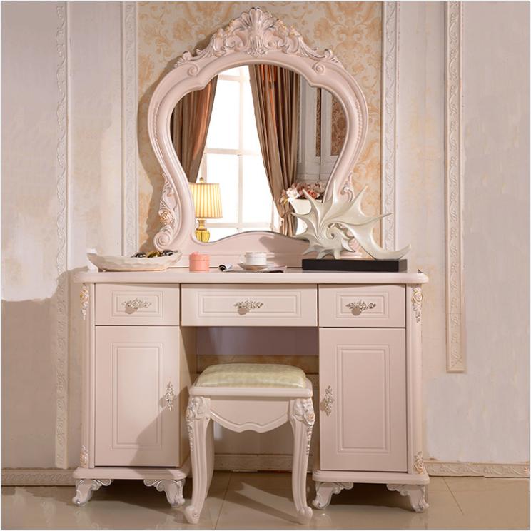 haut de gamme moderne coiffeuse luxe accueil meubles de chambre coucher commodes avec table. Black Bedroom Furniture Sets. Home Design Ideas