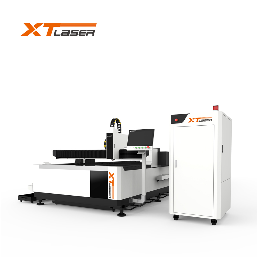 Fiber 1530 500W CNC <strong>Laser</strong> Cutting Metal Steel Sheet Machine / <strong>laser</strong> cutting machine with 3 years warranty