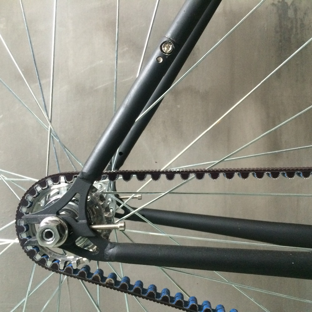 700c chainless bicycle plastic chain fixie bicycle cdx