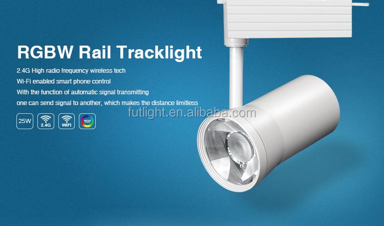High Lumen Commercial Lighting Mi.light Design 25w Rgbw Color ...