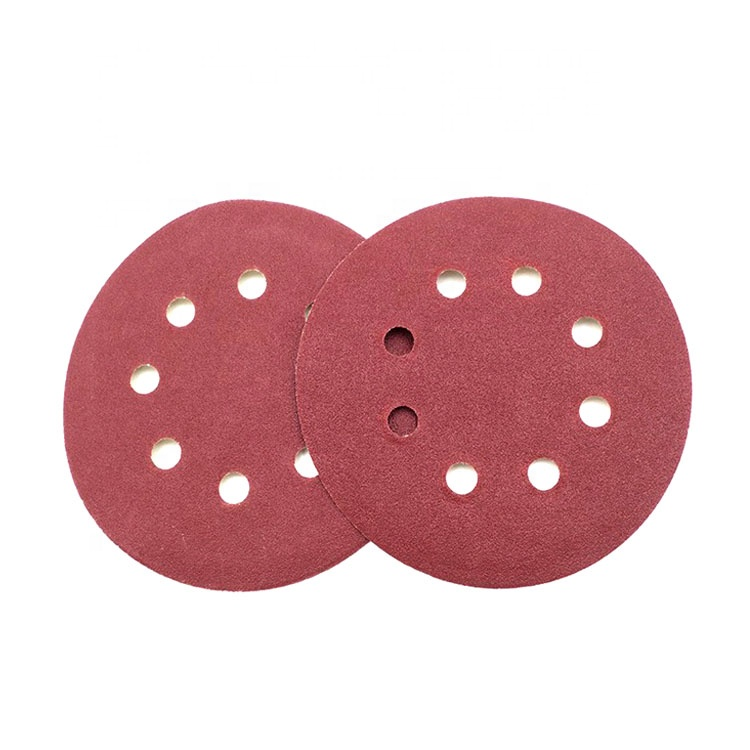 Facial sanding discs 5