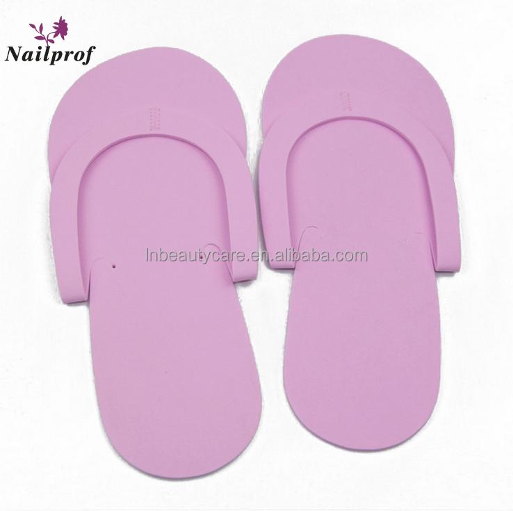 fb2de67eb Disposable Pedicure Flip Flop Eva Slippers Foam Slipper For Nail Beauty  Salon Use