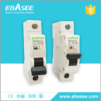 Electric no fuse types circuit breaker automatic switch IEC898 and 947-2