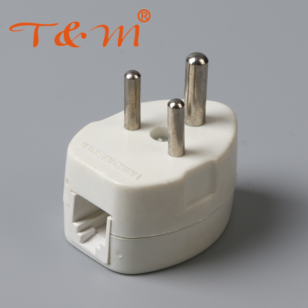 Factory wholesale high quality waterproof electrical plug