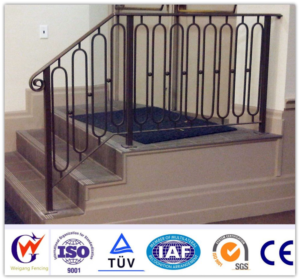 2016 le plus chaud int rieur et ext rieur en aluminium garde corps balustrade int rieur. Black Bedroom Furniture Sets. Home Design Ideas