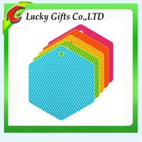 Durable Silicone Placemat Silicon Sticky Rubber Table Mats