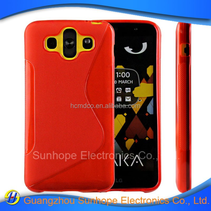 For Lg Aka F520 CaseMobile Phone Cover F520Tpu Case
