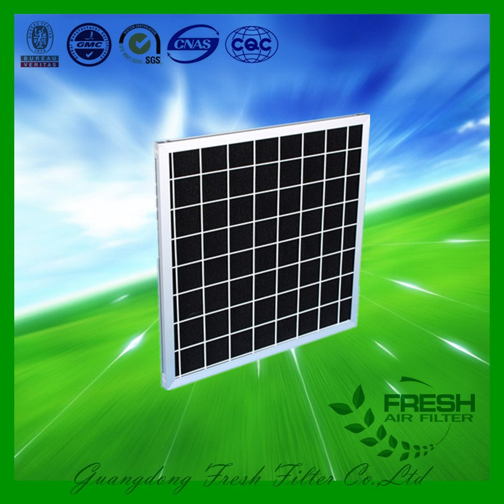Air Filter Media Green House Activated Carbon Filter