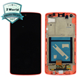 Original LCD Screen For LG Nexus 5 D820 With Touch display Digitizer Assembly replacement with frame