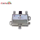 FTTH fiber Optic Receiver with 2 output ports way mini node cheap price high quality made in China