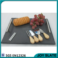 New black slate cheese board set for Christmas