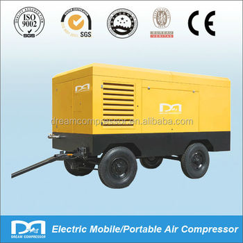 Hot Selling China Supplier Atlas Copco Screw Electric Portable Air ...