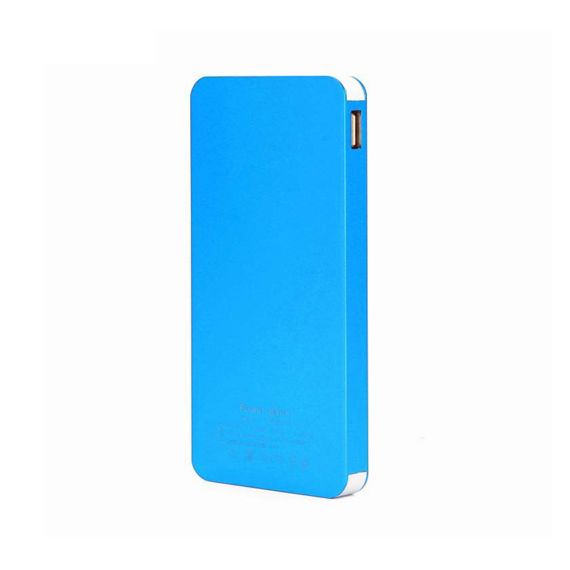 Economic and Efficient power banks10000mah USB charger, Custom logo good for Christmas gifts or Corporate giifts
