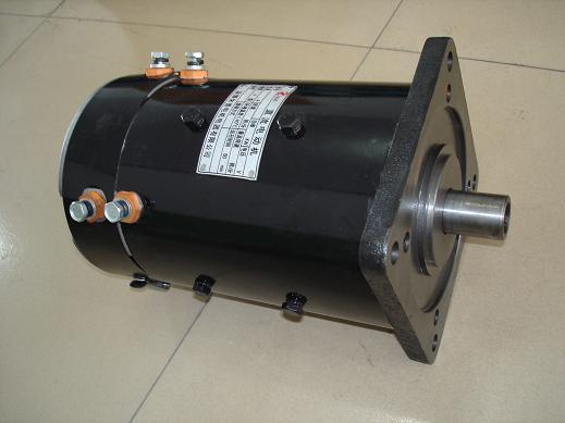 Ev Motor Dc For Electric Car 4kw 48v