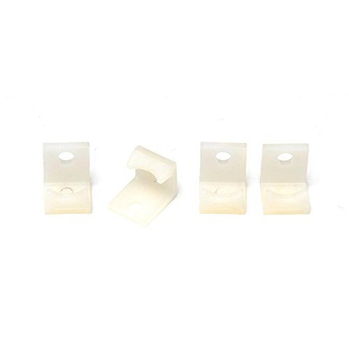 Eckler's Premier Quality Products 40-166044 Full Size Chevy Headlight Bezel Retaining Clip,