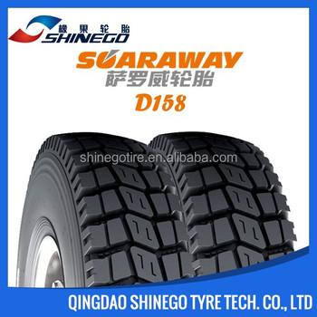 soaraway d158 meilleur chinois marque de pneus de camions tha lande pneus pneu en caoutchouc. Black Bedroom Furniture Sets. Home Design Ideas