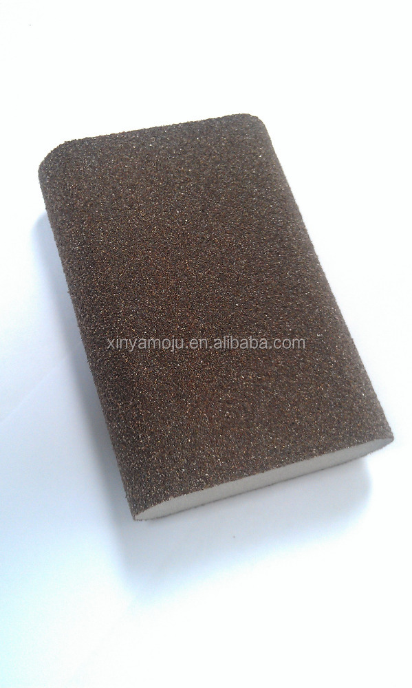 Silicon carbide Abrasive sanding sponge for drywall