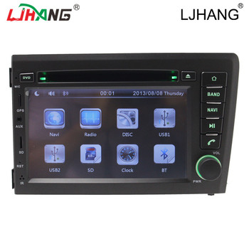 Car Dvd Radio Gps Multimedia Navigation For Volvo S60 V70 With Dvd  Bluetooth Support Dvr Rear Camera Steering Wheel Control - Buy Car Radio  Gps