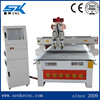 Double heads cnc router engraver drilling and milling machine cnc cabinet router