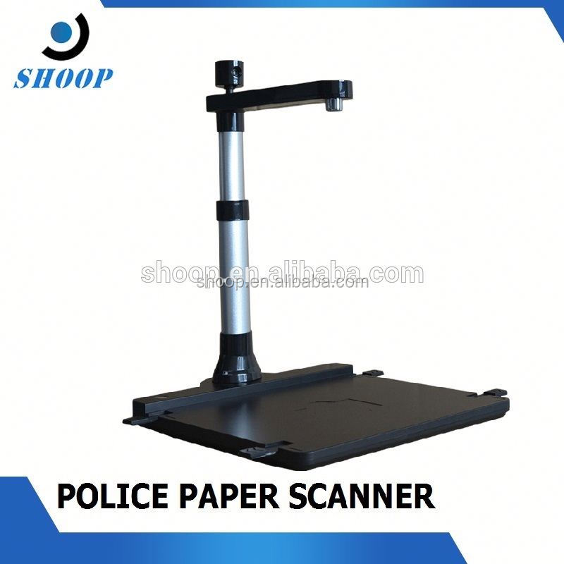 professional book A4 scanner 3.0 MP widely used Video Recording