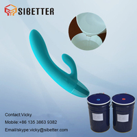 RTV 2 Liquid Silicone Rubber for Silicone Artificial Penis Vibrators