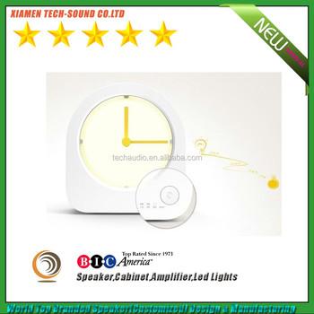 Led Baby Night Light Plug In Bed-lighting Clock Wall Lights Bic ...