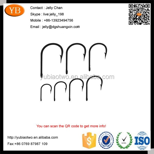 7732 Custom Made SS Fishing Hook