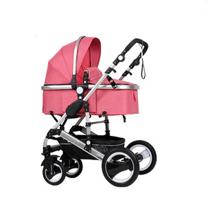 Baby stroller 2 in 1 with carseat in good price