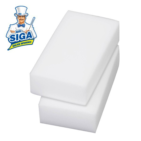 Mr.SIGA High Quality Cleaning Pad Foam Magic Melamine Sponge